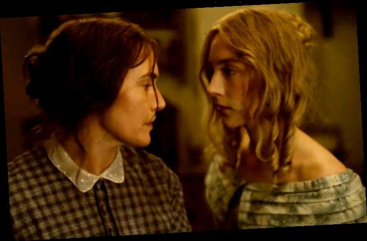 Kate Winslet Embarks on Gay Romance With Saoirse Ronan in Trailer for Controversial Film 'Ammonite'
