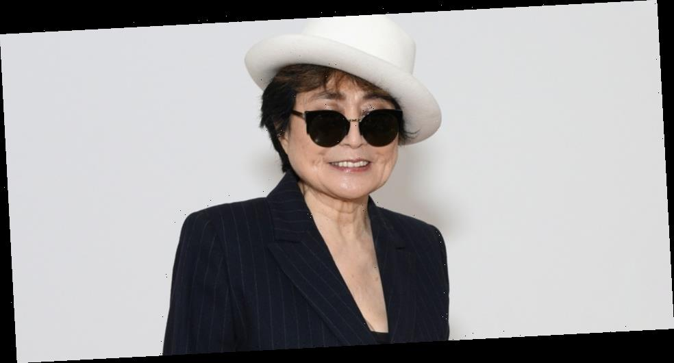 Yoko Ono Unveils Messages of Hope at the Metropolitan Museum of Art