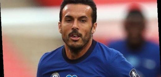Pedro: Chelsea forward has successful surgery on dislocated shoulder