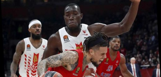 Michael Ojo dead: Nigerian-American basketball player dies aged 27 after heart attack in training