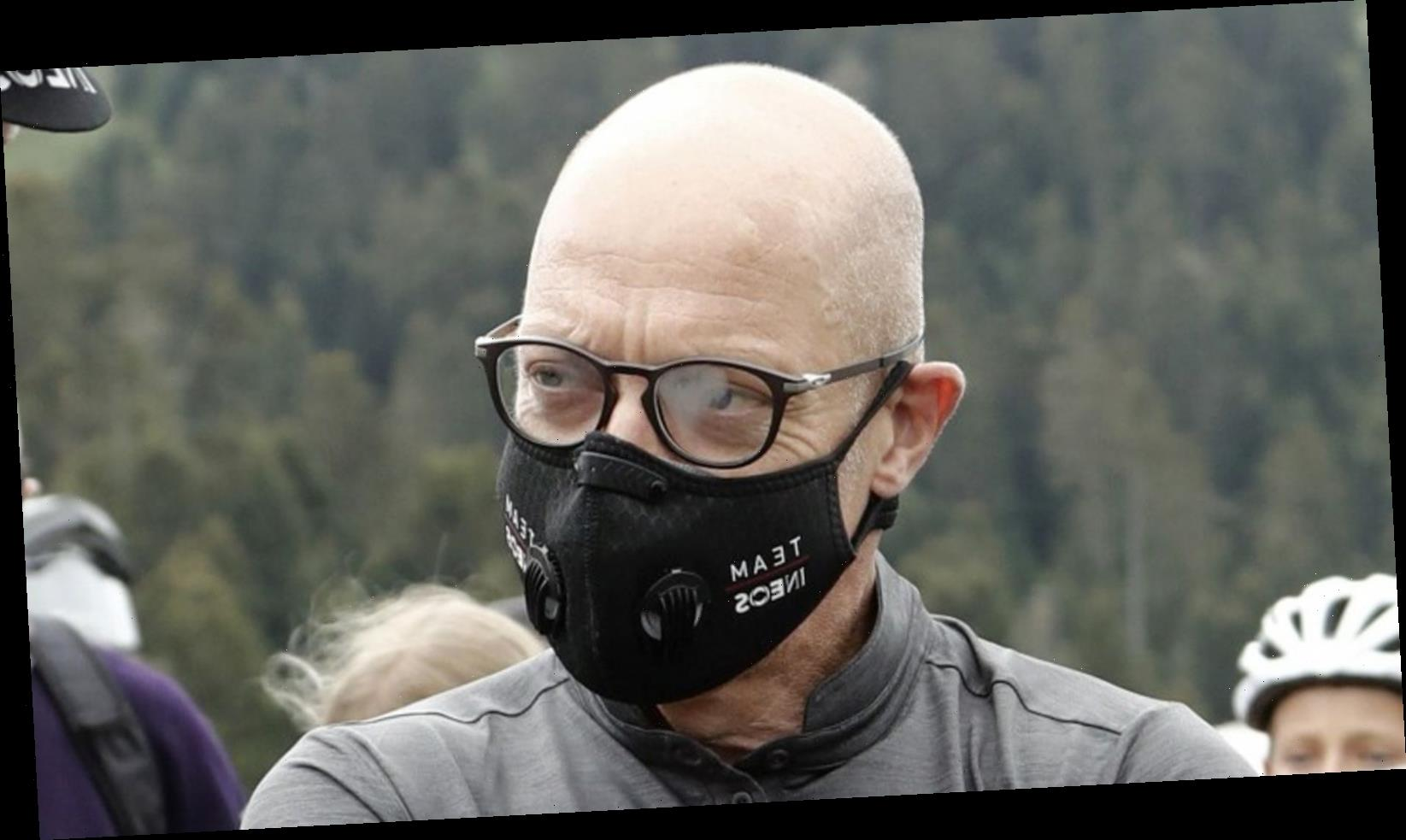 Tour de France: Sir Dave Brailsford says nobody knows if they will reach Paris