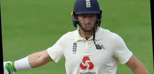 Jos Buttler feared he was playing final Test and 'owed' England after wicketkeeping errors