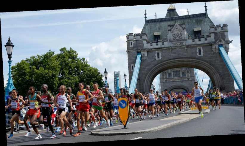 Coronavirus: London Marathon to feature unique route and only elite runners in revamped event