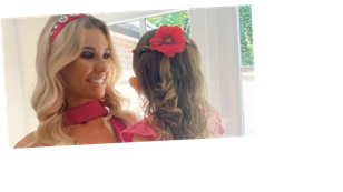Christine McGuinness celebrates daughter Felicity's fourth birthday with adorable photo montage