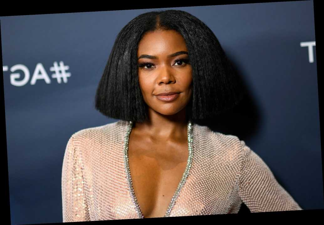 Gabrielle Union's PTSD kicked 'into overdrive' amid the pandemic, racial unrest
