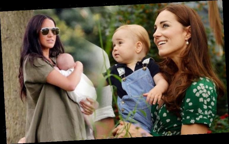 Kate Middleton's 'warm' parenting style vs Meghan's 'modern approach'