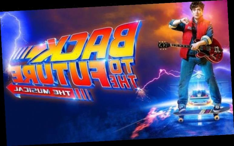 Back to the Future the Musical heading to West End: WATCH new trailer plus tickets info