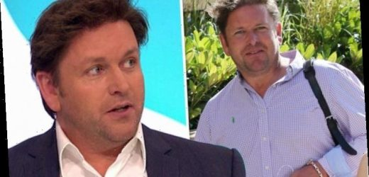 James Martin: Saturday Morning chef honours late colleague after heartbreaking news