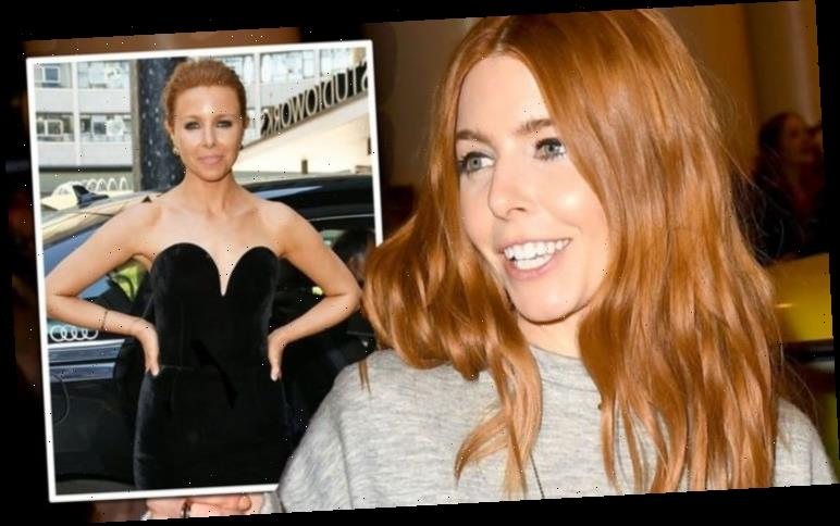 Stacey Dooley: Strictly winner exclaims 'I bl**dy give up' after seeing tough competition
