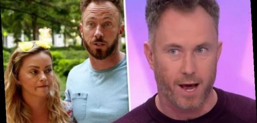 James Jordan: Strictly star speaks out on surprising home life issue 'Doing my nut in'