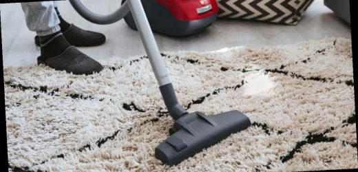 Mrs Hinch fan shares incredible jet wash hack to clean your rug within minutes