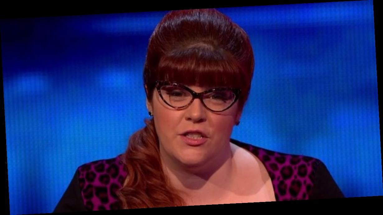 The Chase's Jenny Ryan unimpressed as lookalike player tries to 'replace' her