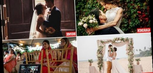 Couples 'should be allowed to marry in gardens, homes or over Zoom'