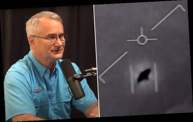 Navy pilot who witnessed 'UFO' sighting said object jammed radars