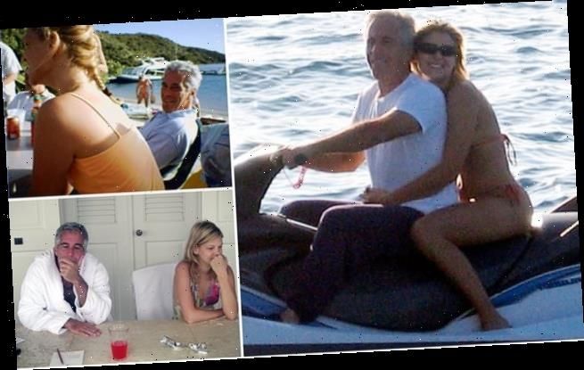 Jeffrey Epstein would watch Girls Gone Wild while exercising