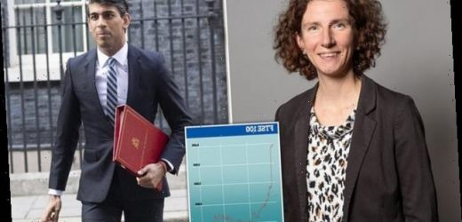 Anneliese Dodds blasts Rishi Sunak for letting firms 'go to the wall'