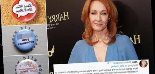 JK Rowling triggers ANOTHER transphobia row
