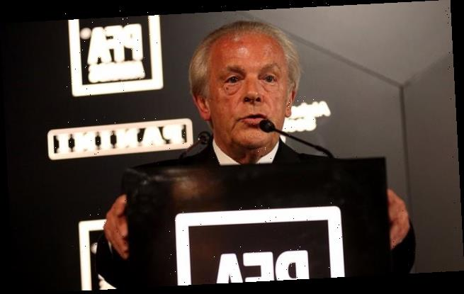 PFA at war over all-white panel to pick Gordon Taylor's replacement