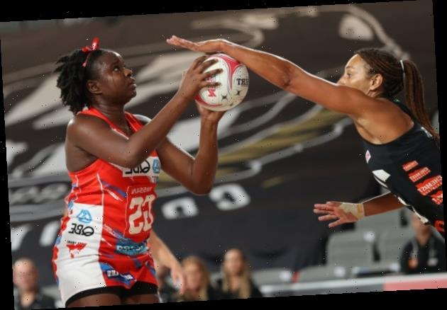 Swifts and Vixens dominate in state-versus-state double-header