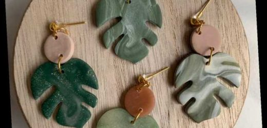 How To Make Polymer Clay Earrings, The TikTok Trend All Over Your For You Page