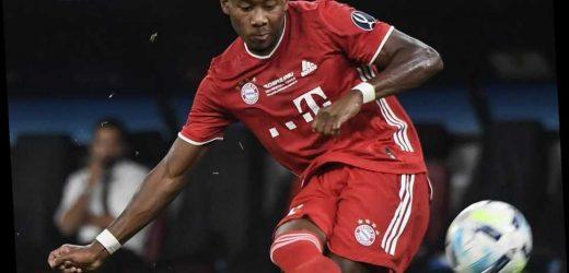 Man Utd and City put on transfer red alert as David Alaba stalls on new Bayern Munich contract with star demanding £400k