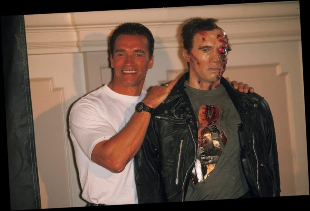 James Cameron Shut Down the Major 'Terminator' Rumor Arnold Schwarzenegger Helped Propagate