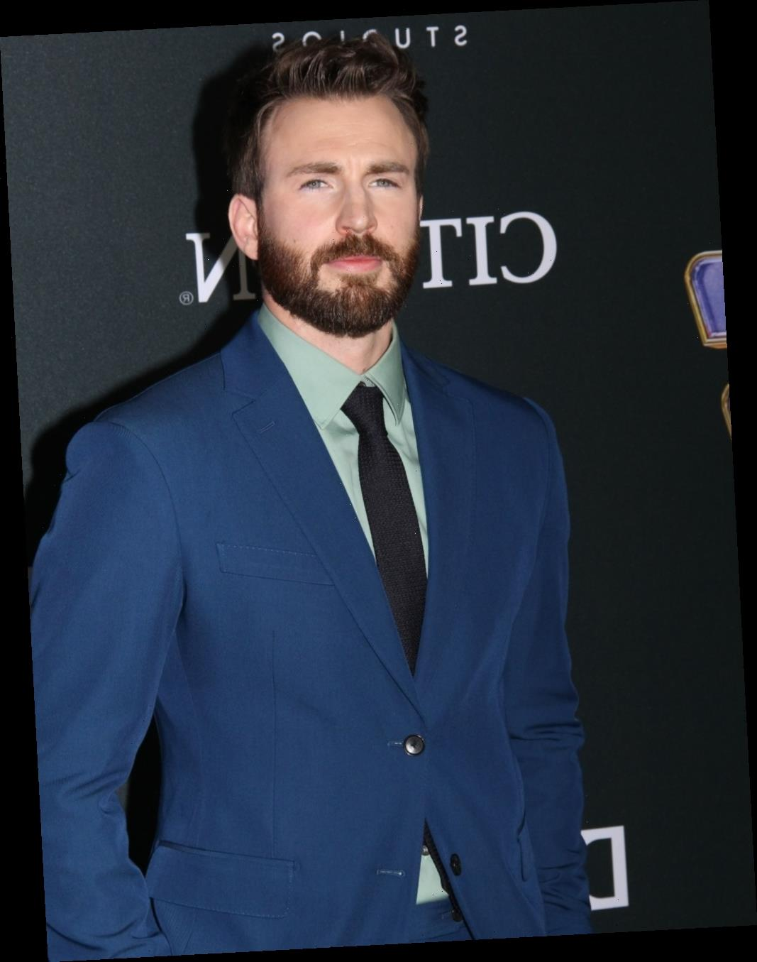 Now that Chris Evans has gotten your attention, he wants you to do something