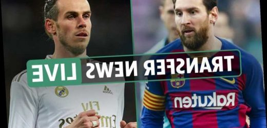 Transfer news LIVE: Gareth Bale to Tottenham LATEST, Messi returns to training, Depay move to Barcelona gets closer – The Sun