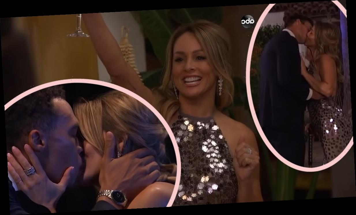 Clare Crawley Kisses TWO Guys In First Bachelorette Promo – WATCH!