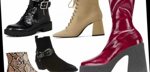 6 best ankle boots | The Sun UK