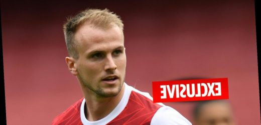 Rob Holding ready to snub any Arsenal transfer exit and fight for place under Mikel Arteta