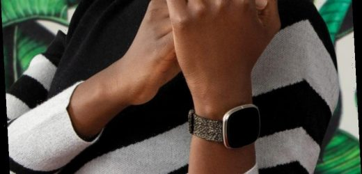 Shop Now: Victor Glemaud Launches Knit Bands with Fitbit