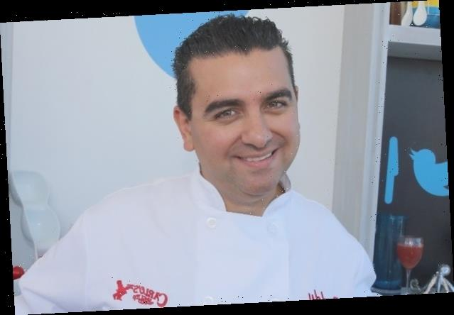 'Cake Boss' Star Buddy Valastro's Dominant Hand Is Impaled
