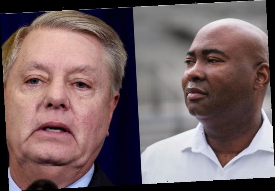 Senate Race Shift Shows Harrison May Have The Support To Oust Lindsey Graham