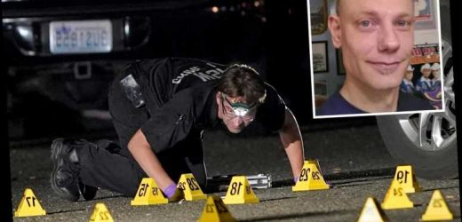 Antifa 'killer' Michael Reinoehl fired at cops 'dozens of times before he was taken out by officer'