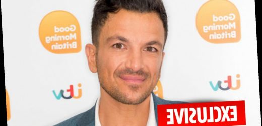 Peter Andre slams BGT viewers who complained about Diversity's Black Lives Matter dance