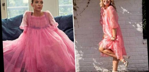 Shoppers are loving a Primark dress which looks just like Killing Eve star Villanelle's iconic outfit & it costs £15
