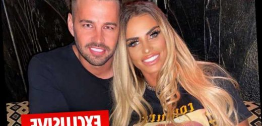 Katie Price's new boyfriend Carl Woods inundated with modelling offers as she reveals he's asked her to move in with him