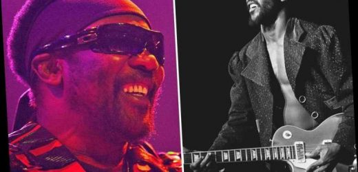 Toots Hibbert dead at 77 – Reggae legend and Maytals frontman dies aged 77