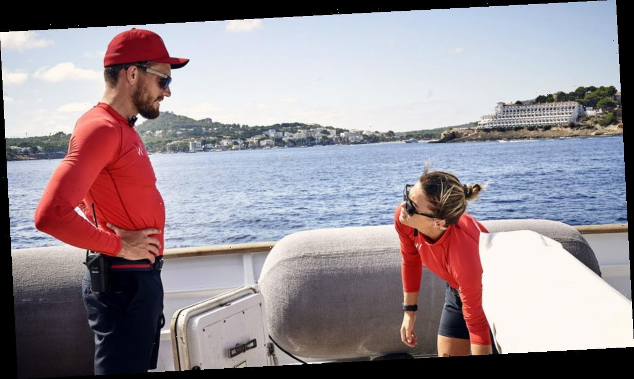 Below Deck Med: Rob Westergaard talks about his docking mishap, Malia White weighs in too