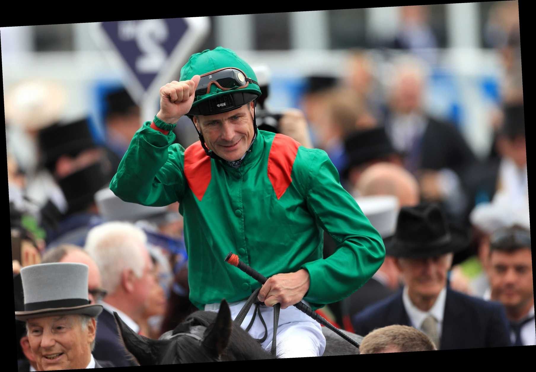 Matt Chapman pays tribute to Pat Smullen after the legendary jockey died this week