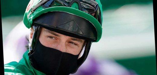 Jockey George Rooke banned for 14 days after riding a finish a circuit too soon