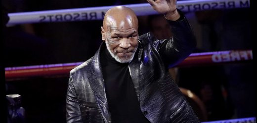 Mike Tyson claims his 'ego is f***ing with him' and opens up on internal struggle ahead of Roy Jones Jr fight
