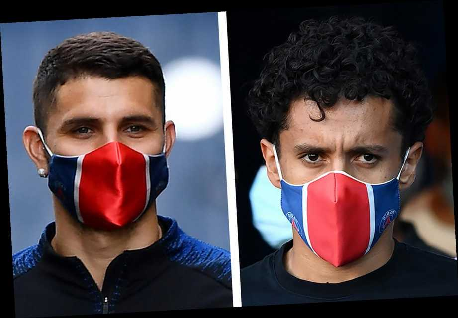 PSG rocked by THREE more positive coronavirus tests with 'Mauro Icardi, Marquinhos and Navas' contracting Covid-19