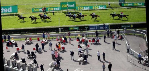 Doncaster crowds pilot cut short as the last three days of the St Leger Festival will be held behind closed doors