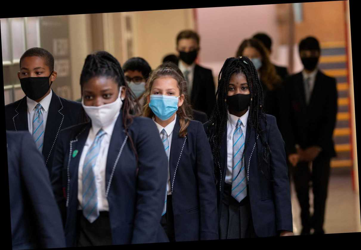 Coronavirus symptoms in children: What to watch out for now kids are back at school – The Sun