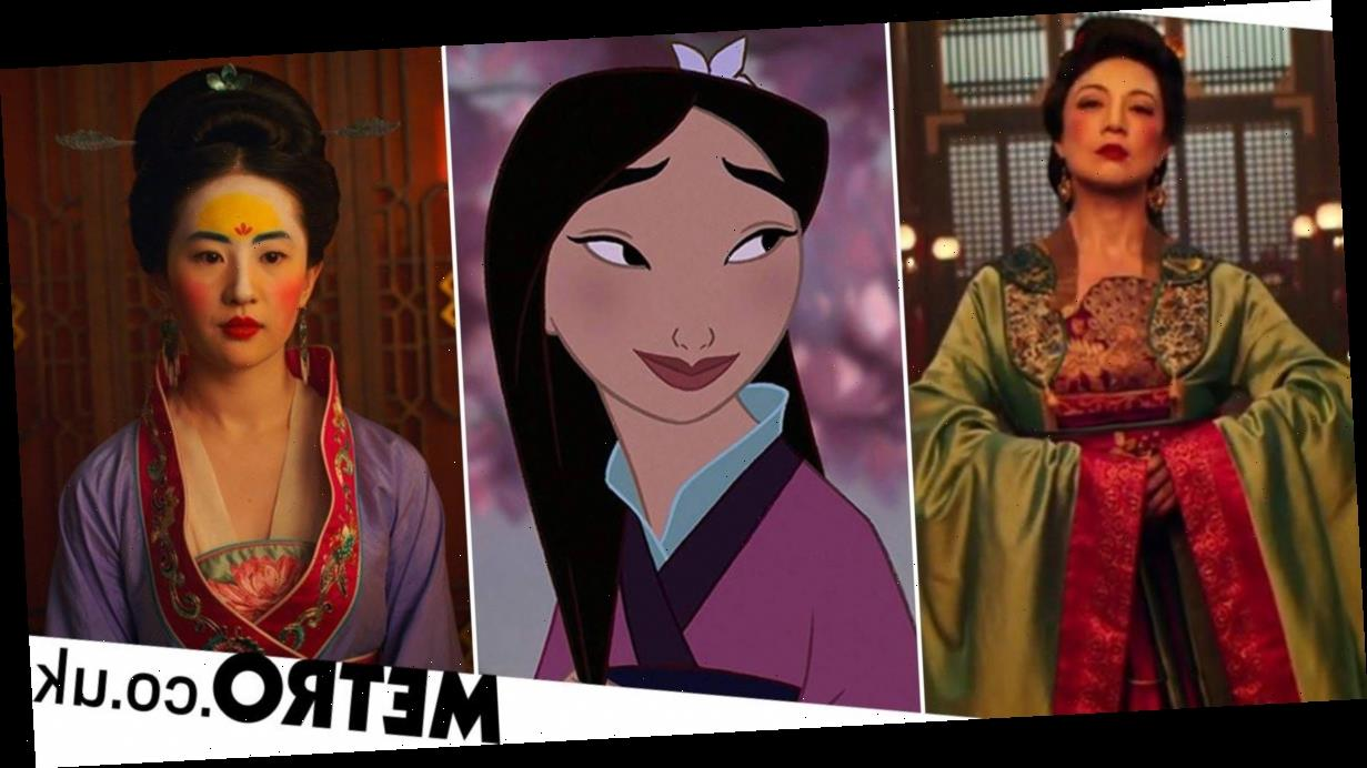 Original Mulan Ming-Na Wen makes a cameo in Disney live-action remake