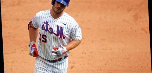 Pete Alonso's Mets woes are getting worse