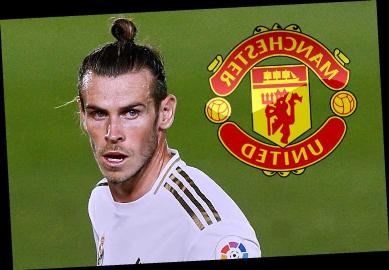 Man Utd refuse to give up on Gareth Bale and 'still transfer option' despite Tottenham heading race for Real Madrid star