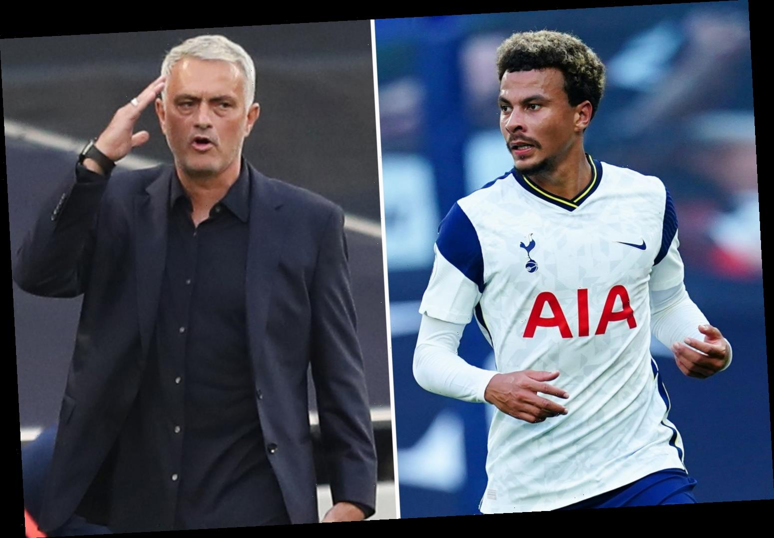 Dele Alli fell out with Spurs boss Jose Mourinho BEFORE half-time sub in Everton loss, reveals Agbonlahor